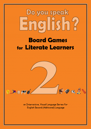 Board Games 2 for Literate Learners